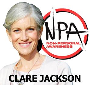 NPA Teacher Clare Jackson
